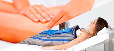 Presoterapia y Drenaje Limfático